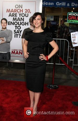 Sarah Burns  attends the Los Angeles Premiere of 'I Love You, Man' held the Mann's Village Theater. Westwood, California...