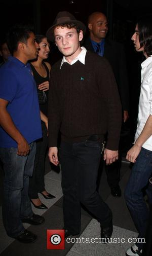 Anton Yelchin The grand opening of Lucky Strike Lanes LA Live - arrivals Los Angeles, California - 21.11.08