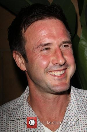 David Arquette The grand opening of Lucky Strike Lanes LA Live - arrivals Los Angeles, California - 21.11.08