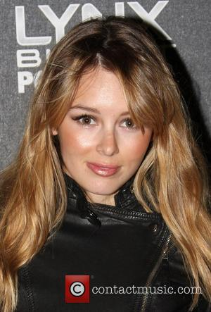 Keeley Hazell Lynx Bullet launch party - Arrivals London, England - 26.11.08