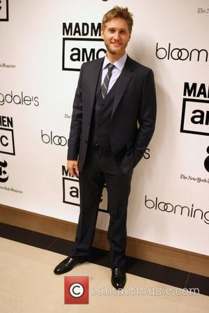 Aaron Staton Bloomingdale's celebrates the re-opening of the Men's Floor at 59th Street with 'T: The New York Times Style...