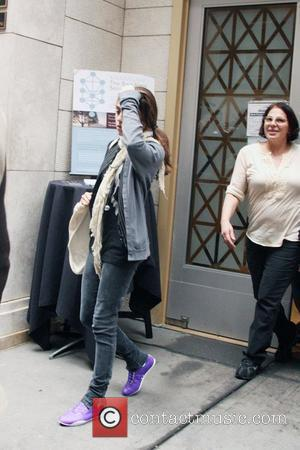 Lourdes Leon departs the Kabbalah Centre New York City, USA - 07.03.09