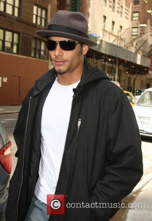 Carlos Leon arriving at the Kabbalah Centre wearing a Trilby hat. New York City, USA - 18.04.09