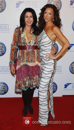 Maria Conchita Alonso, Sophia Vargas World Magic Awards held at Barker Hanker, Santa Monica Airport - Arrivals Santa Monica, California...