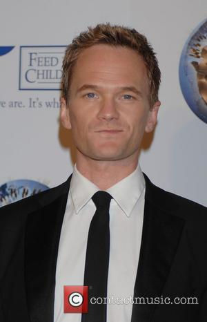 Patrick Harris Takes Plunge For Charity