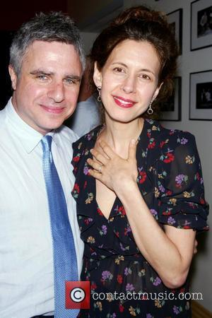 Neil Pepe and Jessica Hecht