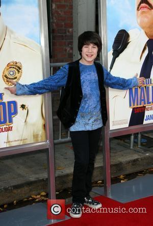 Dylan Minnette Los Angeles Premiere of 'Paul Blart: Mall Cop' held at Mann Village Theatre - arrivals Los Angeles, California...