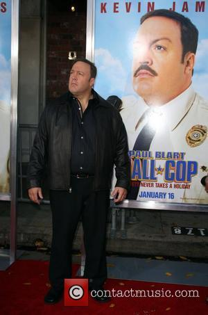 Mall Cop Scores Another Week At Number One In The U.s.
