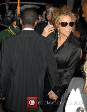 Mariah Carey and Her Husband Nick Cannon