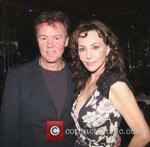 Paul Young and Marie Helvin Launch party for 'Marie Helvin: The Autobiography' at Frankie's Bar and Grill London, England -...