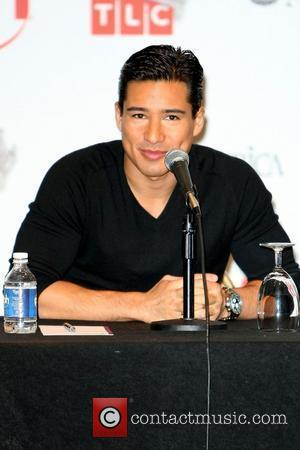 Mario Lopez, host of the Miss America Pageant 2009 holds a press conference at Planet Hollywood Resort and Casino Las...