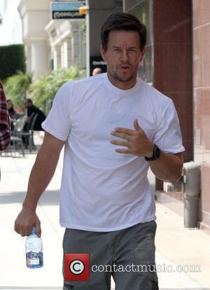 Wahlberg's Son Baptised