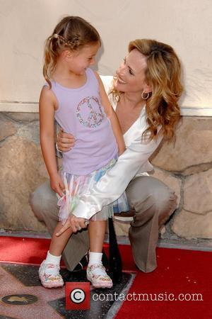 Marlee Matlin and daughter