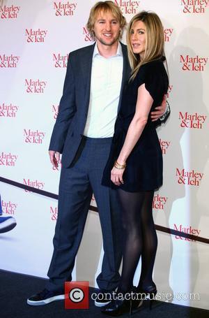 Owen Wilson and Jennifer Aniston