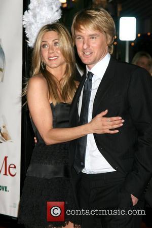 Jennifer Aniston and Owen Wilson
