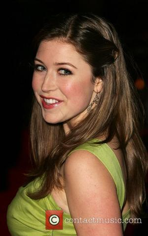 Hayley Westenra  Marley And Me - UK film premiere held at the Vue West End - Arrivals London, England...