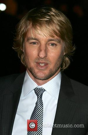 Owen Wilson Marley And Me - UK film premiere held at the Vue West End - Arrivals London, England -...