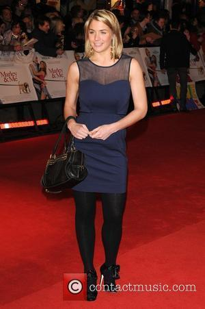 Gemma Atkinson Marley And Me - UK film premiere held at the Vue West End - Arrivals London, England -...