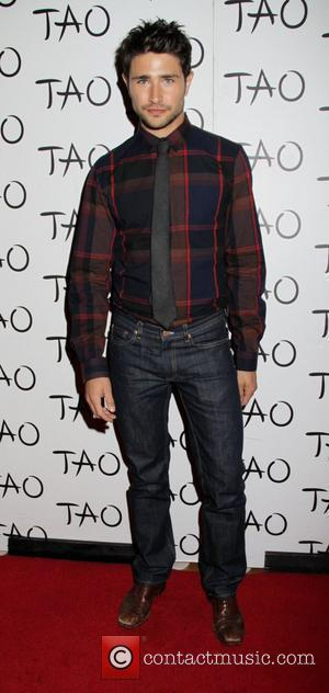 Matt Dallas star of Kyle XY celebrates his birthday at TAO held at Venetian Hotel and Casino. Las Vegas, Neveda,...