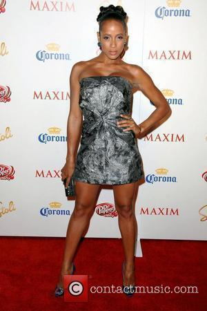 Dania Ramirez Maxim's 10th Annual Hot 100 Party at The Barker Hanger - Arrivals Los Angeles, California - 13.05.09