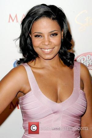 Sanaa Lathan Maxim's 10th Annual Hot 100 Party at The Barker Hanger - Arrivals Los Angeles, California - 13.05.09