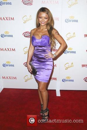Tila Tequila Maxim's 10th Annual Hot 100 Party at The Barker Hanger - Arrivals Los Angeles, California - 13.05.09
