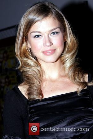 Adrianne Palicki  McQ Alexander McQueen for Target launch party at St. John's Center New York City, USA - 13.02.09