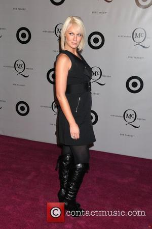 CariDee English McQ Alexander McQueen for Target launch party at St. John's Center New York City, USA - 13.02.09