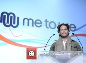 Nate Berkus Free The Children's National Me to We Day at the Ricoh Coliseum Toronto, Canada - 17.10.08