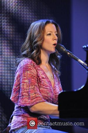 Sarah McLachlan Free The Children's National Me to We Day at the Ricoh Coliseum Toronto, Canada - 17.10.08