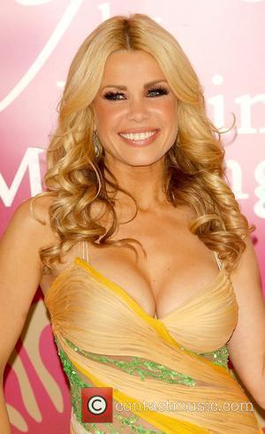 Melinda Messenger launches her new fragrance 'Delightful' at Vanilla London, England - 02.12.08