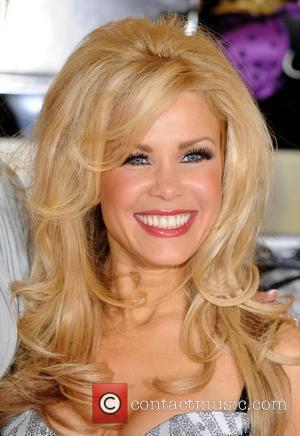 Melinda Messenger launches a new Ultimo 'Shop in Shop' in Debenhams at the Westfield shopping centre London, England - 05.12.08