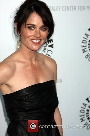 Robin Tunney Mentalist PaleyFest09 held at the ArcLight Theater Los Angeles, California - 17.04.09