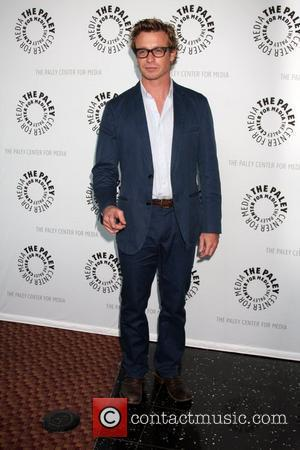 Simon Baker Mentalist PaleyFest09 held at the ArcLight Theater Los Angeles, California - 17.04.09