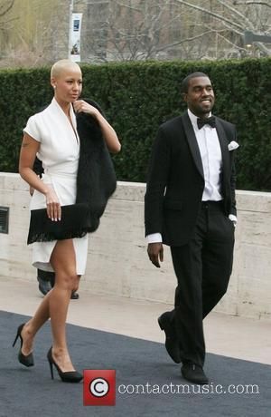 Amber Rose Gallery Page 12 #2: kanye west
