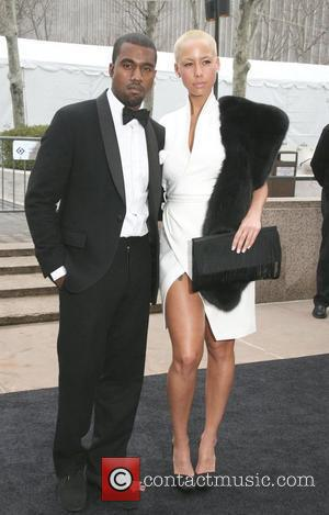 Amber Rose Gallery Page 12 #0: kanye west