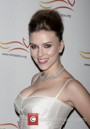 Scarlett Johansson 'A Funny Thing Happened On The Way To Cure Parkinson's' 2008 Benefit For The Michael J. Fox Foundation...