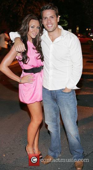 Michelle Heaton and Boyfriend Hugh Hanley