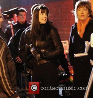 Michelle Ryan and Doctor Who