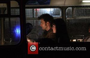 Michelle Ryan, David Tennant and Doctor Who
