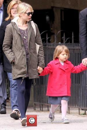 Michelle Williams and Daughter Matilda Ledger