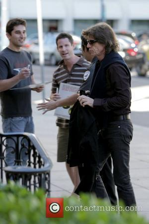 Mick Jagger and Las Vegas