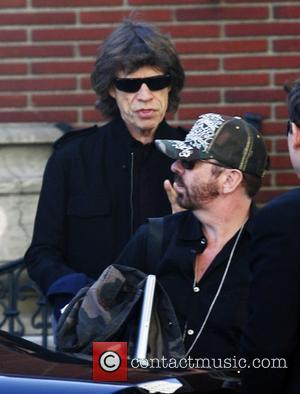 MICK JAGGER has fuelled speculation he's set to follow in pal DAVE STEWART's fashionable footsteps after meeting colourful designer CHRISTIAN...