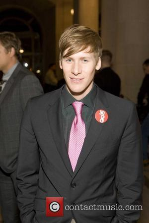Dustin Lance Black,  The world premiere of Milk - arrivals and inside at The Castro Theater San Francisco, California...