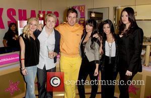 Heidi Montag, Kim Kardashian, Perez Hilton and Spencer Pratt