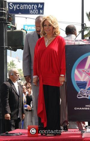 Claudette Robinson, Star On The Hollywood Walk Of Fame and Walk Of Fame