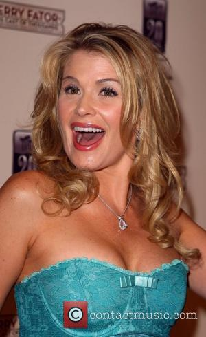 Kristy Swanson The Opening of Terry Fator and His Cast of Thousands at The Mirage Resort Hotel Casino Las Vegas,...