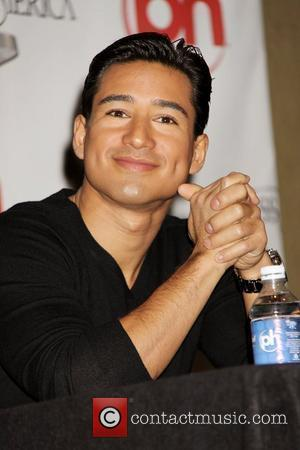 Mario Lopez Press Conference for the 2009 Miss America Pageant Las Vegas, Nevada - 24.01.09