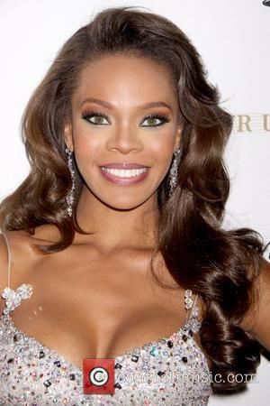 Crystle Stewart 2009 Miss USA Pageant at the Planet Hollywood Resort Casino - Arrivals Las Vegas, Nevada - 19.04.00