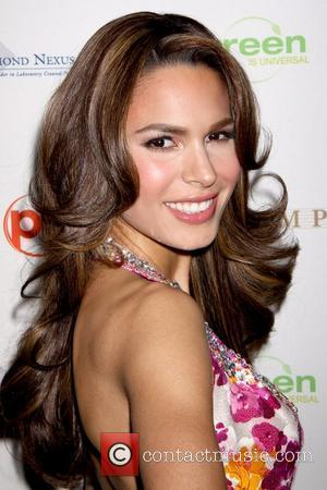 Nadine Velazquez 2009 Miss USA Pageant at the Planet Hollywood Resort Casino - Arrivals Las Vegas, Nevada - 19.04.00